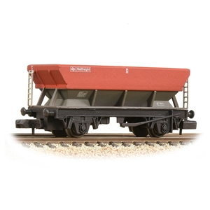 BR HEA Hopper BR Railfreight Red & Grey