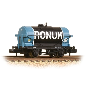 14T Tank Wagon 'Ronuk' Blue & Black