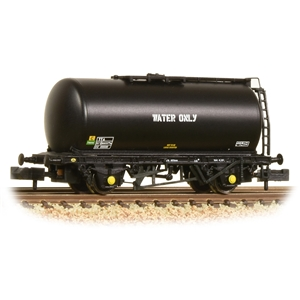 BR 45T TTA Tank Wagon 'Weed Killing Train' Black