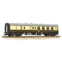 BR Mk1 BSK Brake Second Corridor BR (WR) Chocolate & Cream