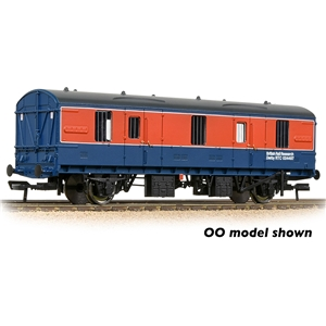 BR Mk1 CCT Covered Carriage Truck BR RTC (Original)