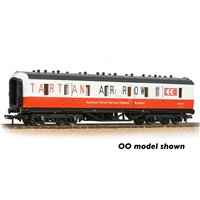 LMS Stanier 50ft Full Brake Tartan Arrow