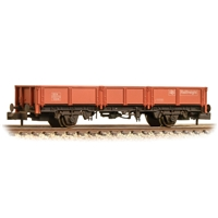 BR OCA Open Wagon BR Railfreight Red