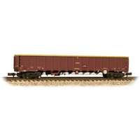 MBA Bogie Open Wagon Without Buffers EWS