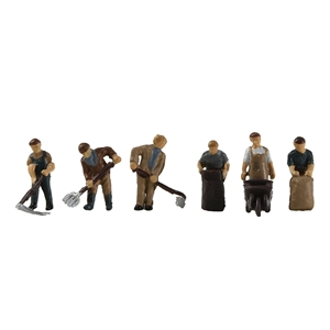 1940s/'50s Arable Farming Figures
