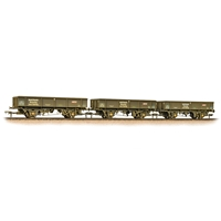 PNA Open Wagon 3-Pack 5-Rib Railtrack