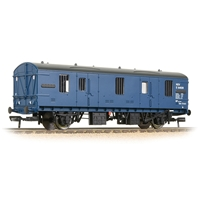 BR Mk 1 CCT Covered Carriage Truck BR Blue