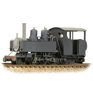 391-030 Baldwin 10-12-D Tank No. 4 Snailbeach District Rly Black [W]