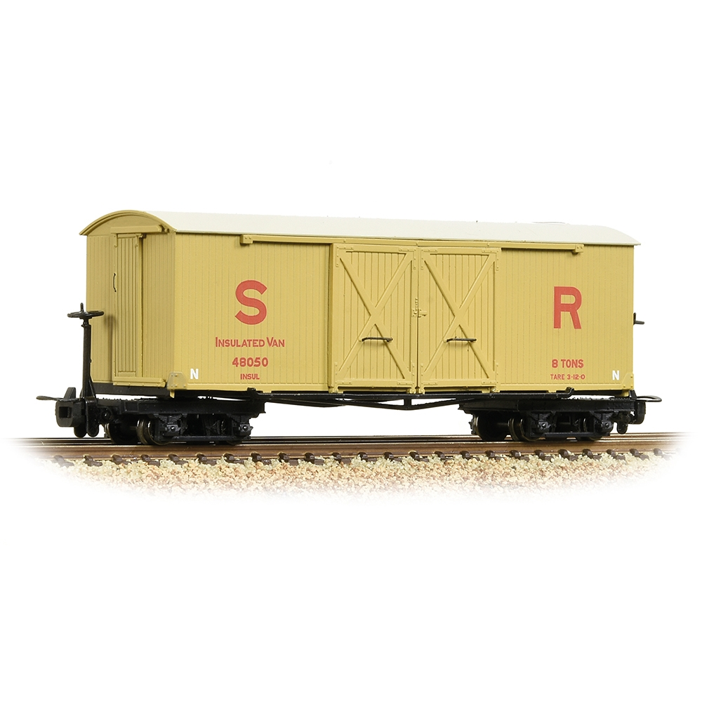 Bogie Covered Goods Wagon SR Insulated