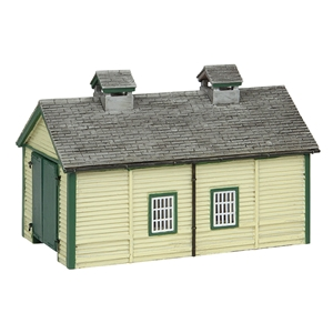 42-0029 Wooden Engine Shed