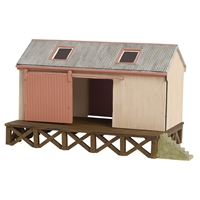 Corrugated Goods Shed