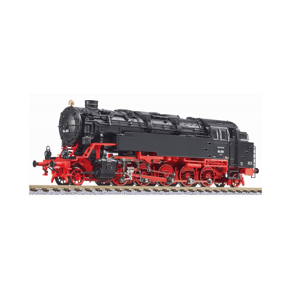 steam loco, 84 001, DRG, period II,  AC