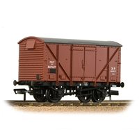 BR 12T Ventilated Plywood Fruit Van BR Bauxite (Early)