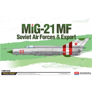 MiG-21 MF 'Soviet Air Forces & Export' Ltd Edition