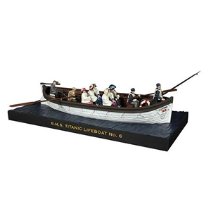 RMS Titanic Lifeboat № 6 - Commemorative 20 Piece Set