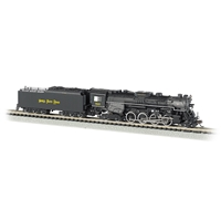 2-8-4 Berkshire Nickel Plate #765 (DCC Sound Value)