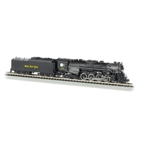 2-8-4 Berkshire Nickel Plate #759 (DCC Sound Value)