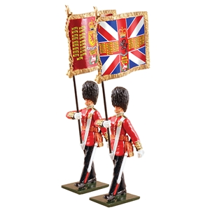 Queens Diamond Jubilee Set Scots Guards Ltd Ed. 600