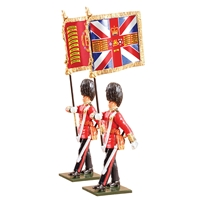 Queens Diamond Jubilee Set Irish Guards Ltd Ed. 600