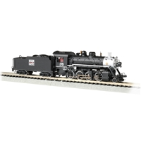 Baldwin 2-8-0 Consolidation - Western Pacifiic #35