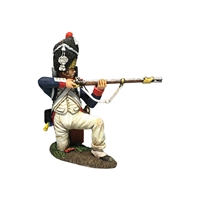 French Old Guard 1st Rank Kneeling Firing