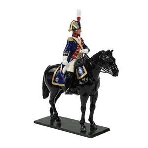 British Horse Guards (Blues) Officer, 1795