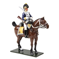 British 10th Light Dragoons Trooper №1, 1795