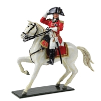 King George III Mounted, 1798