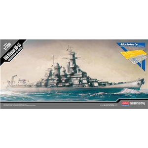 USS Missouri BB-63 Modeller's Edition