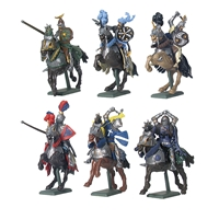 Knights Mounted 18 Piece Counter Pack
