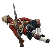 42nd Highlander Casualty No.2