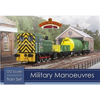 Military Manoeuvres Train Set