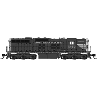 SD9 - Econami Southern Pacific #5472 (Black Widow)