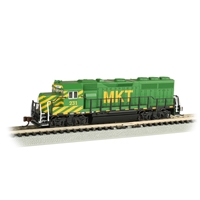 EMD GP40 - MKT #231 (With Dynamic Brakes)