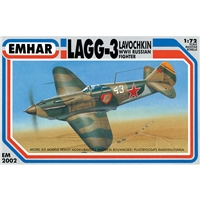 LaGG-3 WWII Russian Fighter