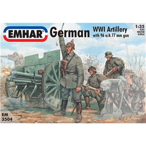 German Artillery