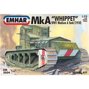 Mk A 'Whippet' WWI Medium Tank