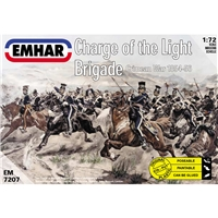 Charge of the Light Brigade Crimean War 1854-56