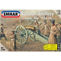 Russian Artillery Crimean War 1854-56