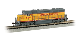GP40 - Union Pacific #906
