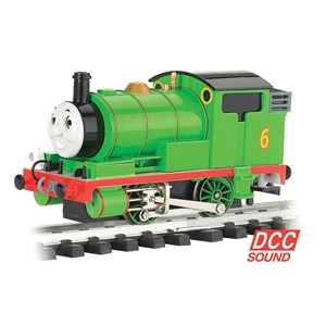 Percy the Small Engine (with Moving Eyes & DCC Sound)