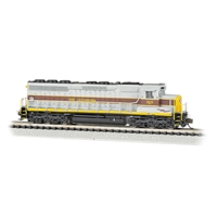 EMD SD45 - Erie Lackawanna #3619 (DCC Sound Value)