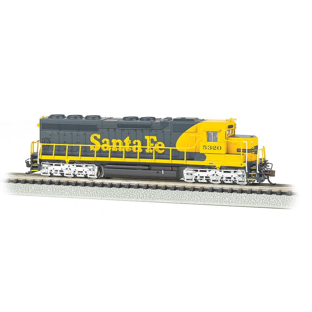 EMD SD45 - Santa Fe #5320 (DCC Sound Value)