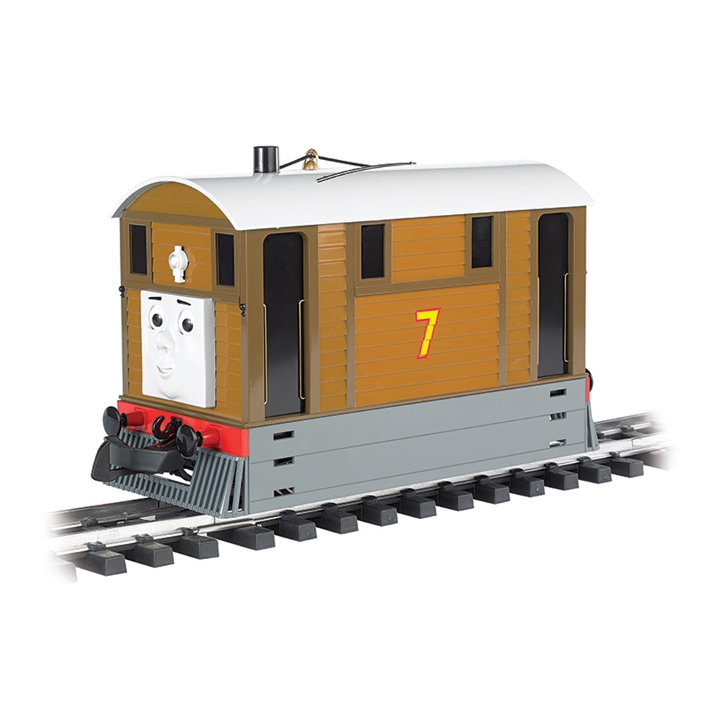 LS TTT Toby The Tram Engine (With Moving Eyes)