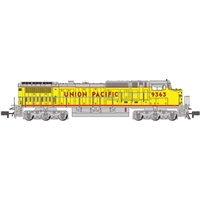 GE Dash 8-40CW - Union Pacific #9363