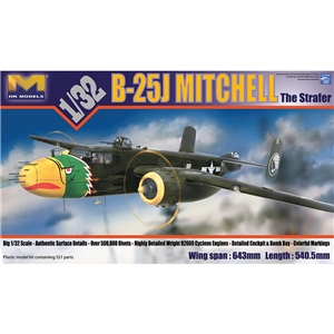 B-25J Mitchell 'Strafer'