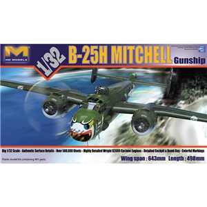 B-25H Mitchell 'Gun Ship'