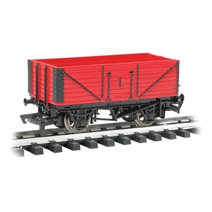 LS TTT Open Wagon - Red