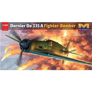 Dornier Do 335 A Fighter Bomber