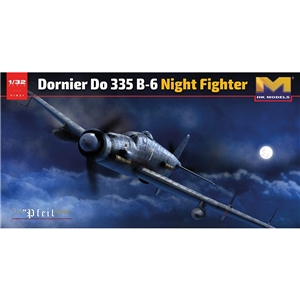 Dornier Do 335 B-6 Night Fighter